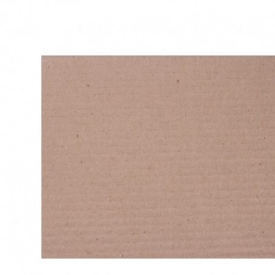 Cartón Corrugado Rígido Kraft 70x100cm Hemapel