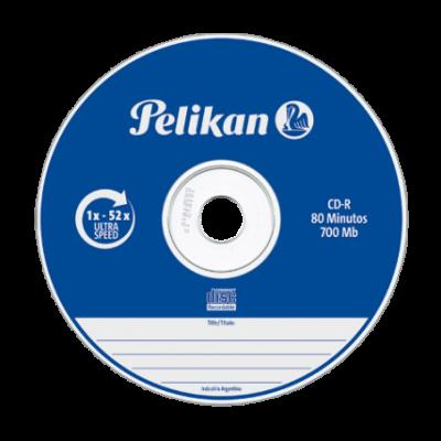 CD-R x Unidad Pelikan