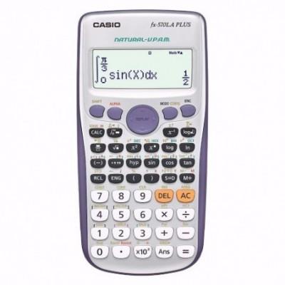Calculadora Casio cientifica FX 570 ESPLUS not Natural