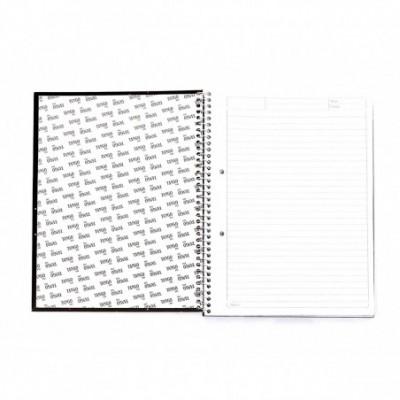 Cuaderno tapa dura TANGO.