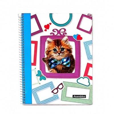 Cuaderno A4 Pets 2 ASAMBLEA