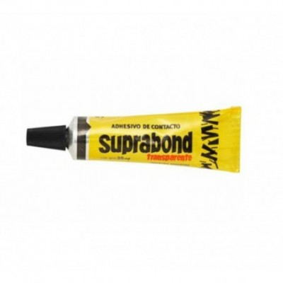 Adhesivo de contacto transparente x25 ml Suprabond