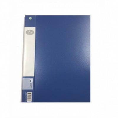 Carpeta A4 con 10 folios de tapa flexible FW