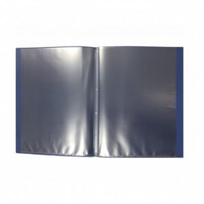 Carpeta A4 con 40 folios de tapa flexible FW