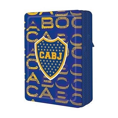 Canopla 2 pisos Boca Juniors MOOVING