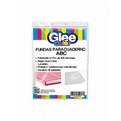 Funda para cuadernos ABC x 3 unidades GLEE Liggo