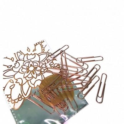 Clips 50 mm Golden Rose x20 unidades Mooving