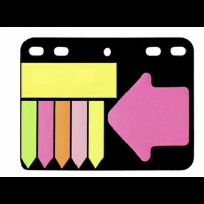 Set Flecha +Notas y Banderitas Adhesivas Liggo