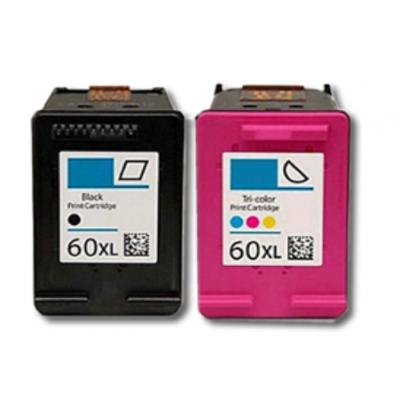 Cartucho para Impresora HP 060 XL COLOR GTC