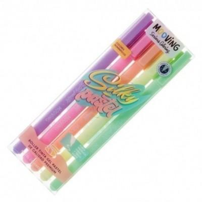 Roller Tinta Gel Silky...