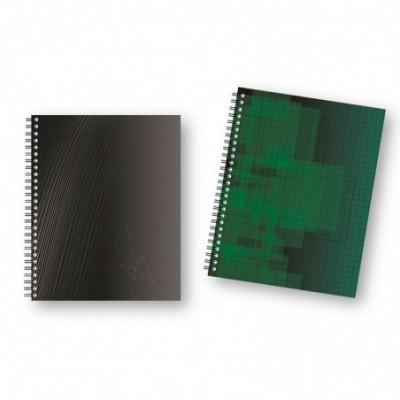 Cuaderno A4 RAYADO Tapa dura Stanford x96 hojas Onix