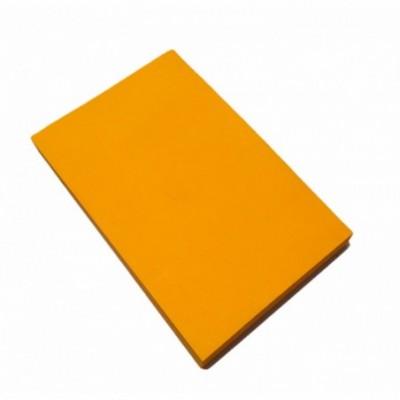 Nota Adhesiva 50x75 mm x80 hojas NARANJA NEON  Memo Fix
