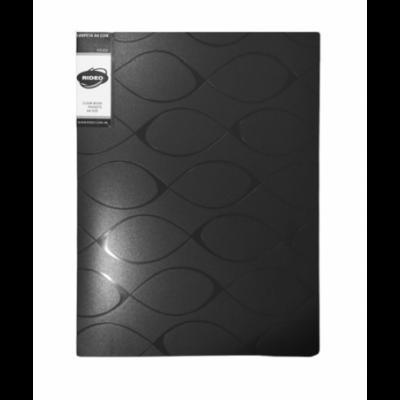 Carpeta A4 con 30 folios de tapa dura Eight Rideo
