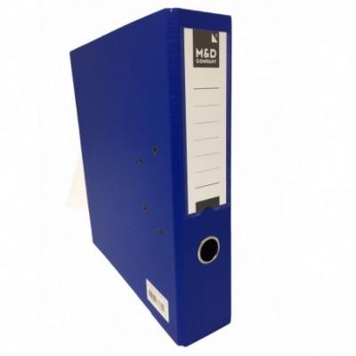 Bibliorato lomo ancho OFICIO AZUL de PVC