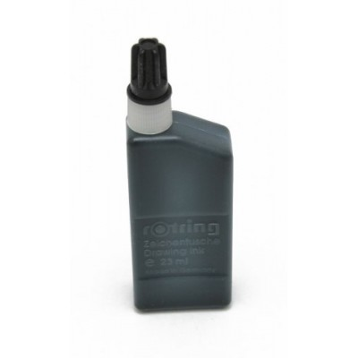Tinta Negra x23 cc Rotring