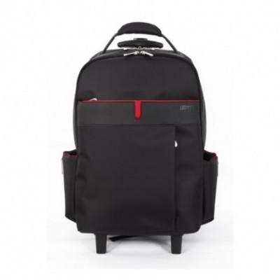 Mochila Ejecutiva Porta Laptop LUCKYSKY con carro y mango extensible Onix