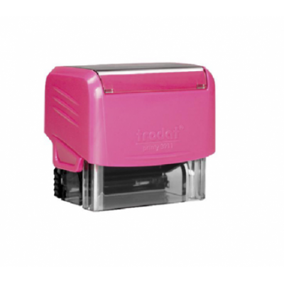 Sello Automático Printy 3911 38x14 mm VERDE LIMON Trodat