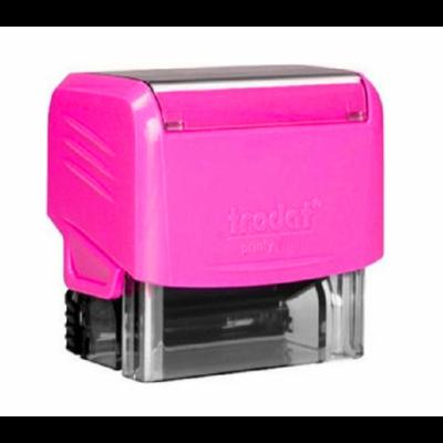 Sello Automático Printy 3912 47x18 mm FUCSIA Trodat