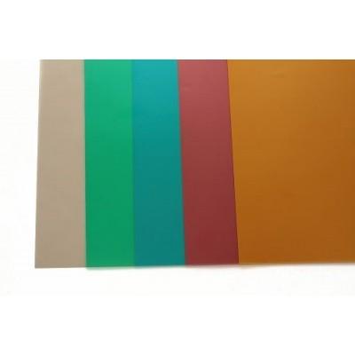 Hojas simil acetato 50 x 70cm color 200 micrones Self