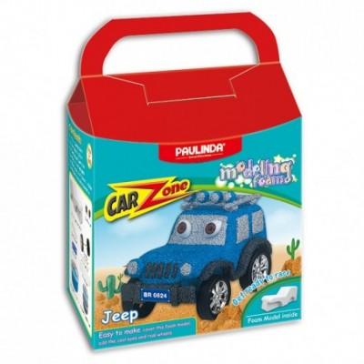 Set Masas Super Dough CAR ZONE 4 Paulinda