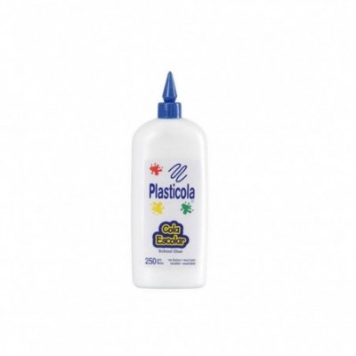 Adhesivo Vinílico x250 gramos Plasticola