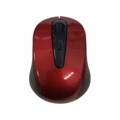 Mouse Inalámbrico 4D ROJO GTC