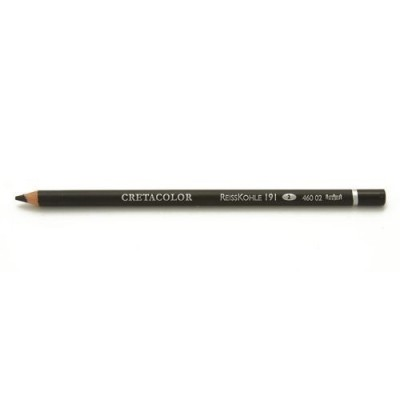 Lapiz carbon artif medio 460-02 Cretacolor