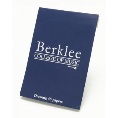 Block boceto Berklee chico emblocado 120gr