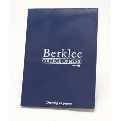 Block boceto Berklee mediano emblocado 120gr