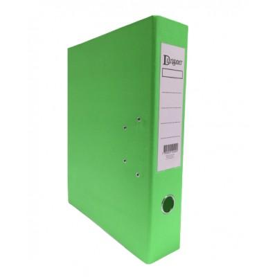 Bibliorato lomo ancho OFICIO VERDE MANZANA de PVC