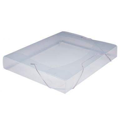 Caja plastica A4 4 cm con...