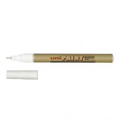 Marcador Paint (0.8mm) PX 203 Oro (1300) Uni