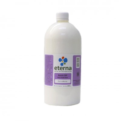 Barniz Extra mate CKP 1000 ml Eterna