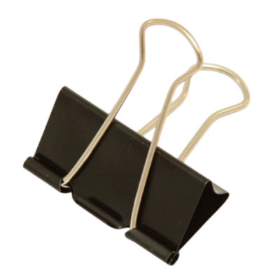 Binder clip 51 mm Sifap