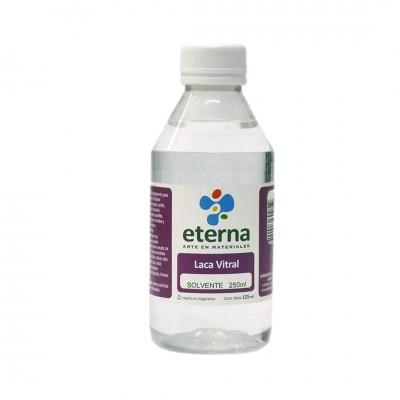 Solvente laca vitral 250 ml Eterna