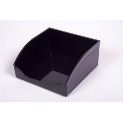 Portataco 9x9 cm Negro Liggo Trade