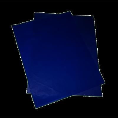 Papel Carbonico para Modistas AZUL 44x56 cm Hemapel