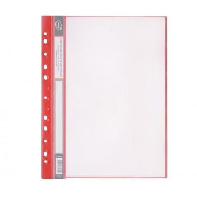Carpeta A4 con 10 folios base opaca Rideo