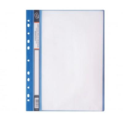 Carpeta A4 con 20 folios base opaca Rideo