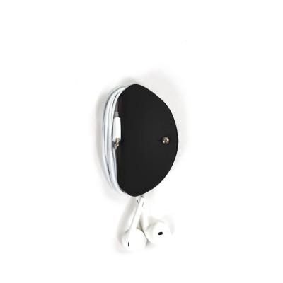 Porta auriculares Urban negro VacaValiente