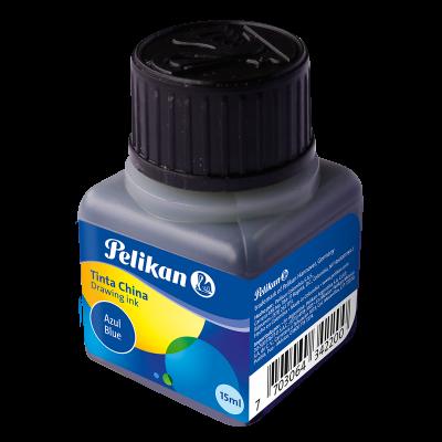Tinta de Dibujo VIOLETA frasco x15 cc Pelikan