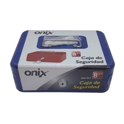 Cofre Porta valores 200x150x70mm Onix