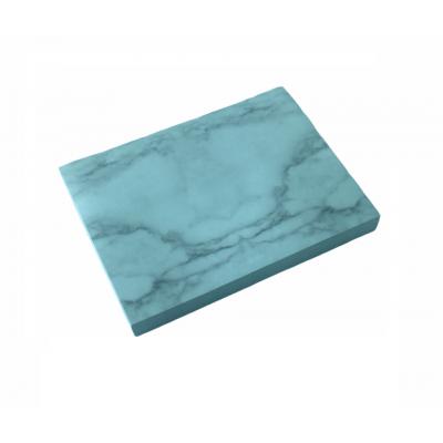 Nota Adhesiva 100x75 mm x80 hojas ESTACIONES MARMOL Memo Fix