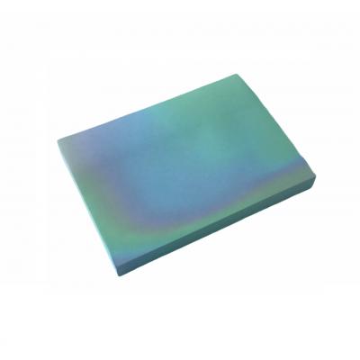 Nota Adhesiva 100x75 mm x80 hojas ESTACIONES AURORA Memo Fix