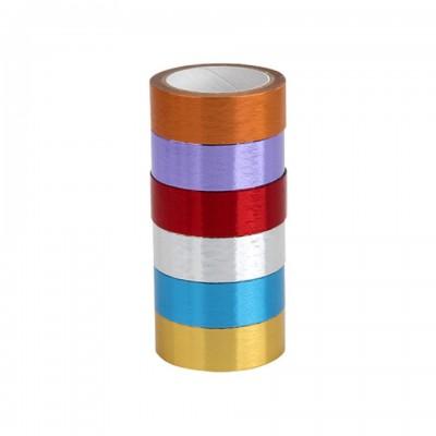 Cinta adhesiva decorativa de 1,5cm x5 metros METALIZADAS Washi Tape x unidad Talbot