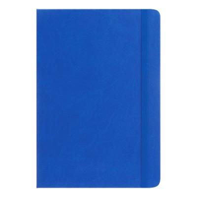 Cuaderno PU A5 Tapa Azul x96 hojas lisas de 80 gramos Talbot