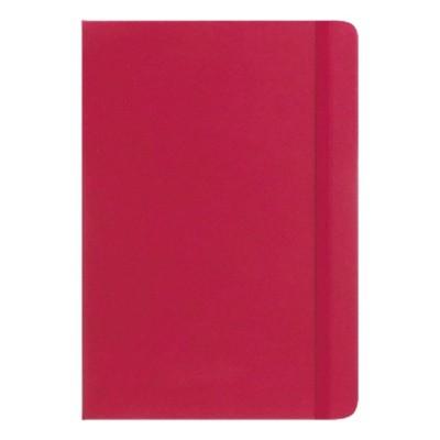 Cuaderno PU A5 Tapa Roja x96 hojas lisas de 80 gramos Talbot
