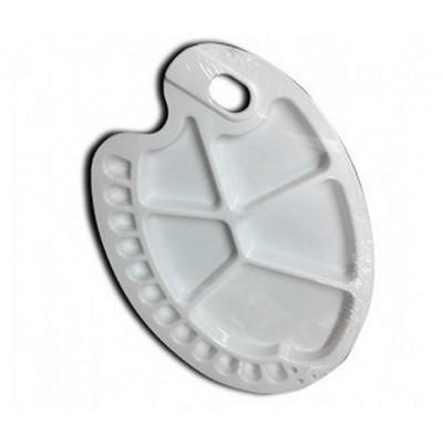 Mezclador plástico ovalado 17 cavidades ATSP-1 Artmate