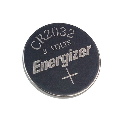 Pila Botón 2032 de litio x unidad Energizer