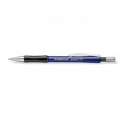 Portaminas 0.7 mm Graphite 779 Cuerpo Azul Staedtler
